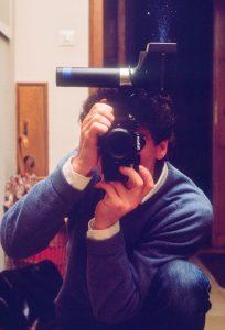 Fotograf Svend Krumnacker 1983 Nikon FM 2 35mm/2.0 Stabblitz