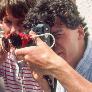 Fotograf Svend Krumnacker 1984 Nikon FM 2 85mm/2.0 Sonnenbrille