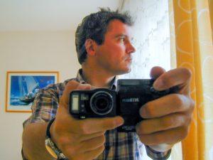 Fotograf Svend Krumnacker 2001 Nikon Coolpix 950