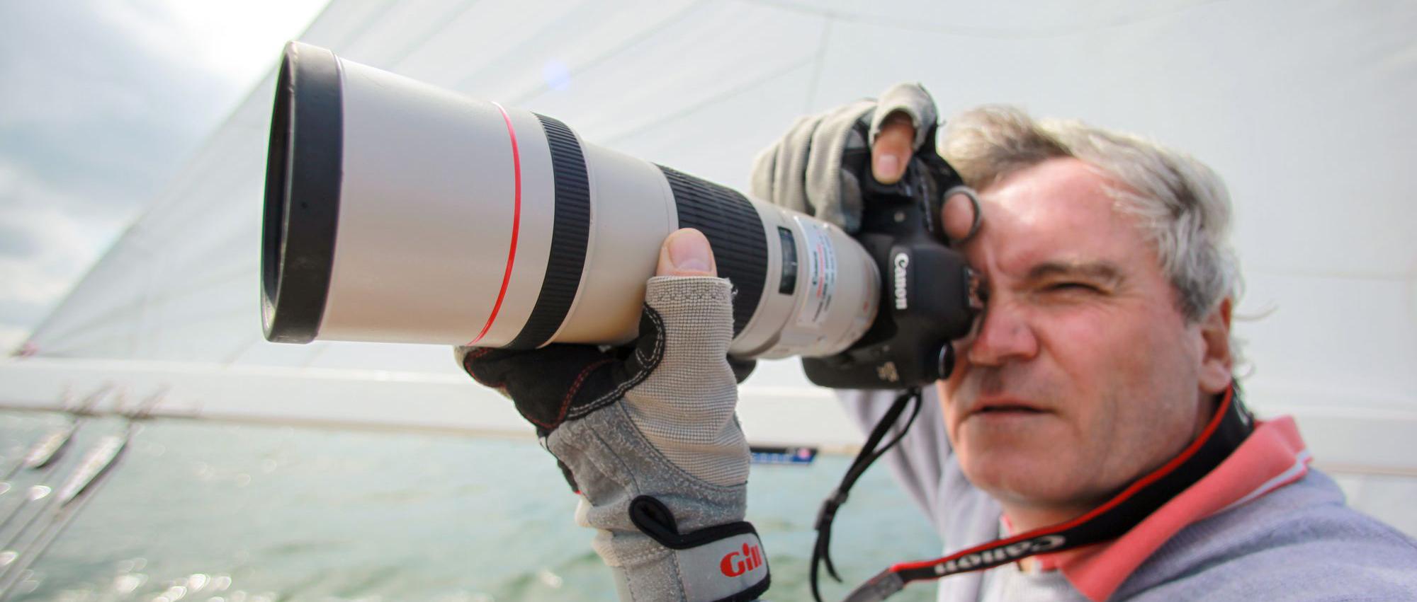 Fotograf Svend Krumnacker