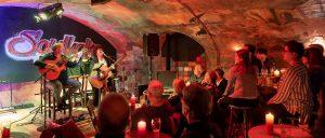 Konzert von Wulli & Sonja im Soulhalm Erlangen