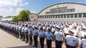 Beförderung 2018 Bundeswehr UniBW München Neubiberg