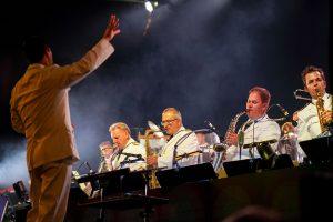 Konzert der Bigband der Bundeswehr in Erlangen