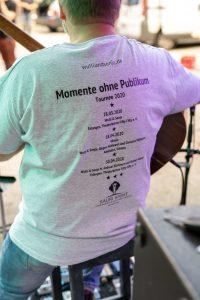 Momente ohne Publikum Tournee 2020 T-Shirt