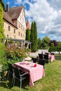 Restaurant i Ragazzi Schloß Wiesenthau