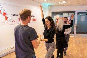Salsa Tanzstudio Erlangen Andreas Gimberlein
