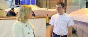 Video Bootswerft Baumgart 2009