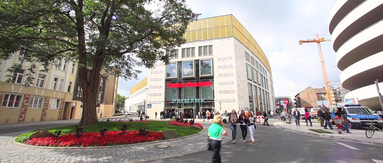 Video Thier Galerie Dortmund Eröffnung 2011