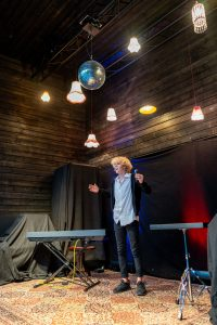 Limäx beim Comedy Mix Open Air E-Werk Erlangen