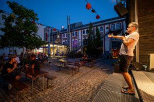 Comedy Mix Open Air E-Werk Erlangen