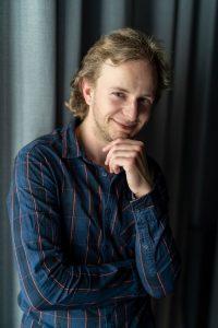 Portrait Maximilian Boy