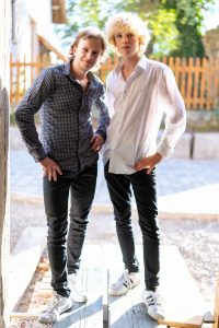 Portrait Max & Leo