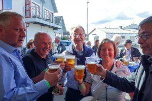 75 Jahre Folkeboot Goldcup Kerteminde 2017